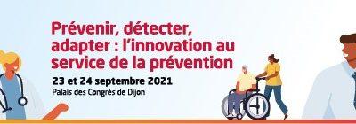 11ème édition de l'Université ANAP « Prévenir, détecter, adapter : l'innovation au service de la prévention »